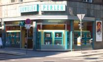 Schmuckladen Akoya, Wien Perlenstudio, Ansicht Akoya Geschäft