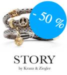 Story, Mode Armband, Kranz & Ziegler Schmuck